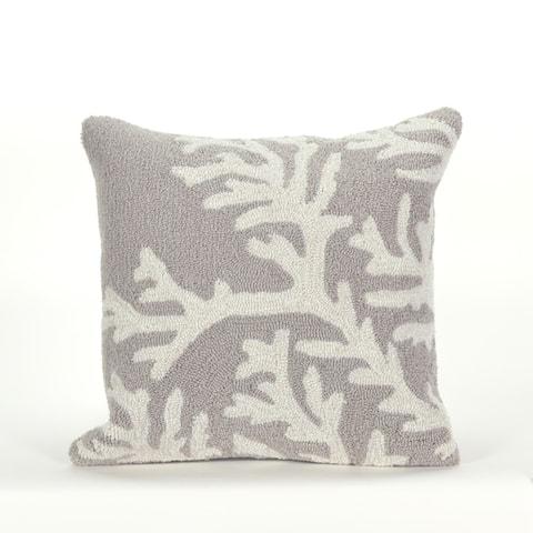 Liora Manne Sea Branch Pillow (18 x 18)