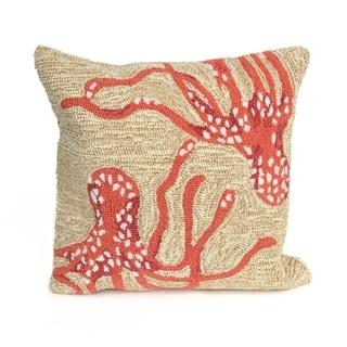 Liora Manne Ocean Monster Pillow (18 x 18)
