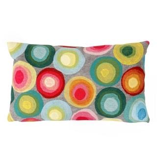 Liora Manne Stones Pillow (12 x 20)