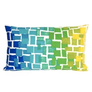 Liora Manne Scales Pillow (12 x 20)