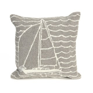 Link to Liora Manne Voyage Pillow (18 x 18) Similar Items in Decorative Accessories