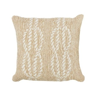 Liora Manne Nautical Knot Pillow (18 x 18)