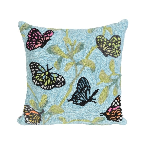 Liora Manne Resting Wings Pillow (18 x 18)