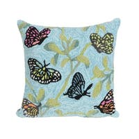 Resting Wings Pillow (18 x 18)