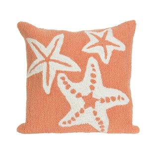 Link to Liora Manne Sea Diamonds Pillow (18 x 18) Similar Items in Decorative Accessories