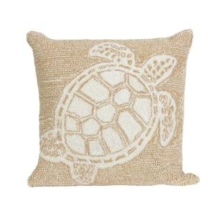 Liora Manne Water Animal Pillow (18 x 18)