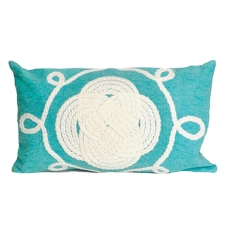 Liora Manne Nautical Knot Pillow (12 x 20)