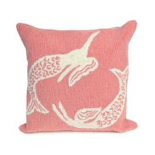 Link to Liora Manne Ocean Princess Pillow (18 x 18) Similar Items in Decorative Accessories