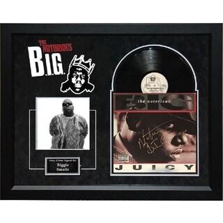 Notorious B.I.G - Juicy - Signed Album