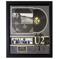 U2 - The Joshua Tree Band Signed Album