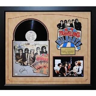 The Traveling Wilburys - Rare - Signed Album