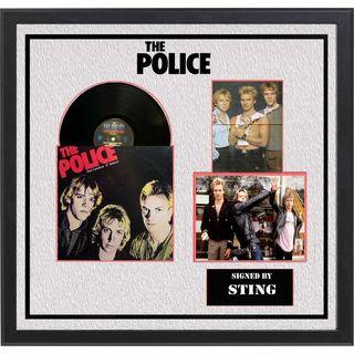 The Police - Outlandos d'Amour - Signed Album