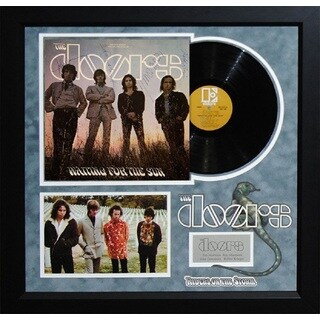 The Doors - Waiting for the Sun - Signed Album