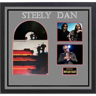 Steely Dan - Greatest Hits - Signed Album