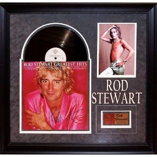 Rod Stewart - Greatest Hits - Signed Album