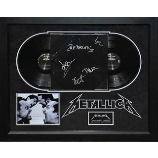 Metallica - Signed 1991 Album