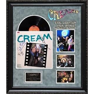 Cream - Fresh Cream - Signed Album