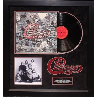 Chicago - Signed Album