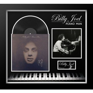 Billy Joel - Piano Man - Signed Album