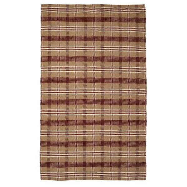 Berkeley Wool & Cotton Rug (5' x 8') - 5' x 8'
