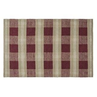 Everson Wool & Cotton Rug (4' x 6') - 4' x 6'