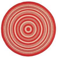Cunningham Jute Rug (8' Diameter) - 8' diameter
