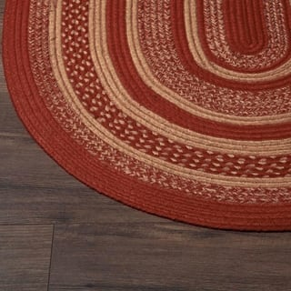 Mayberry Rug Rugs Staples Red 5 X 7 Area