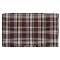 Jackson Wool & Cotton Rug - 6' x 9'