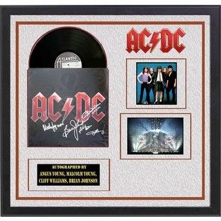 AC/DC - Black Ice - Signed Album