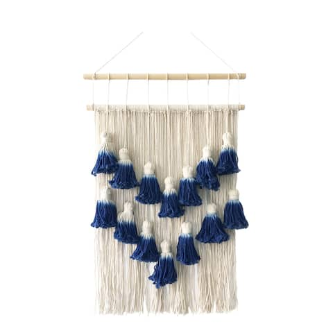 Marmont Hill - Handmade Layered Macrame Wall Hanging