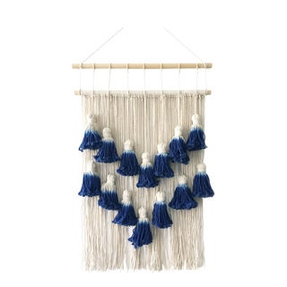 Marmont Hill - Handmade Layered Macrame Wall Hanging
