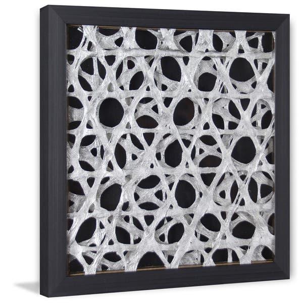 Marmont Hill Handmade Black Holes Paper Art On Sale Overstock 19446324