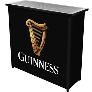 Guinness Portable Bar with Case - Harp