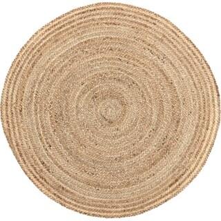 Harlow Jute Rug - 3' diameter