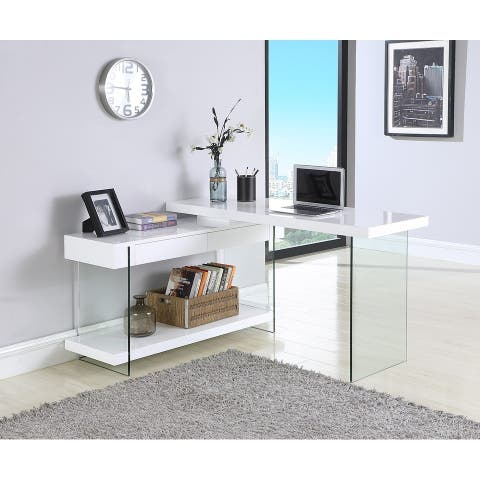 Somette Abbie Motion Home Office Desk