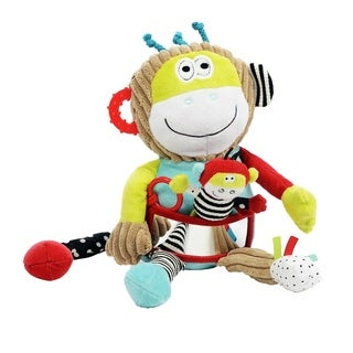 Dolce Play & Learn Monkey Plush