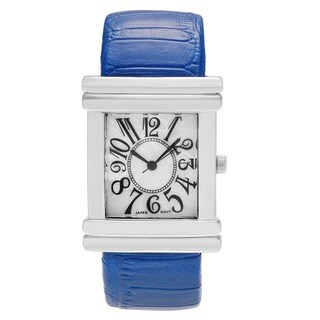 Geneva Women's Platinum Croc Skin Stamped Antique Watch https://ak1.ostkcdn.com/images/products/1944779/P10264709.jpg?_ostk_perf_=percv&impolicy=medium