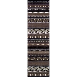 Kotter Home Modern Twilight Rug (2.6' X 8')