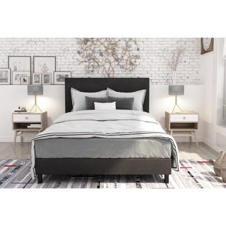 DHP Janford Upholstered Queen Bed