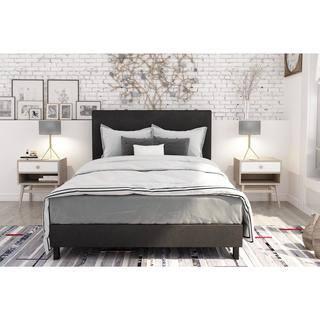 Black Bedroom Furniture For Less   Overstock.com