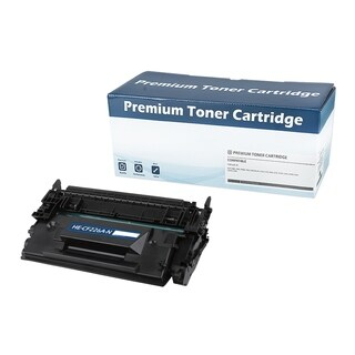 HP 26A (CF226A) Compatible Toner Cartridge (Black)