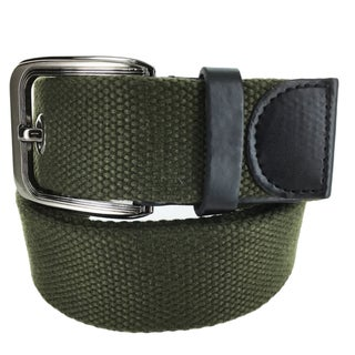 Faddism Casual Military Canvas Web Belt SX Series Model 20 (More options available)