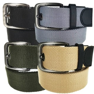 Faddism Casual Military Canvas Web Belt SX Series Model 20