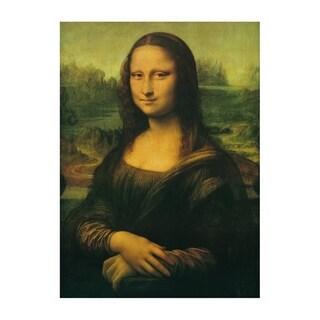 "Da Vinci Mona Lisa Jigsaw Puzzle 1000 pieces 30"" x 20"""