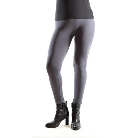 Women's Plus Size Fleece Lined Leggings Dinamit Jeans