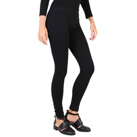 Fleece Lined Leggings Smooth Tommy Great Shape