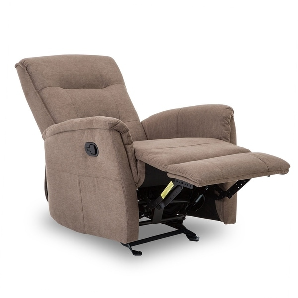 Shop Bonzy Glider Recliner Chair With Super Comfy Gliding