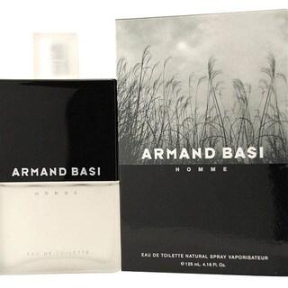 Armand Basi Homme Men's 4.2-ounce Eau de Toilette Spray