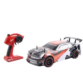 1/10 Scale High Speed Racing RC Remote Control Car Christmas Toy Gift