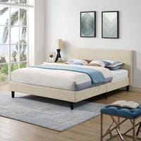 Anya Full Fabric Bed